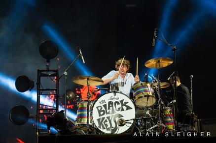 The Black Keys @Festival d'Été de Québec 2013