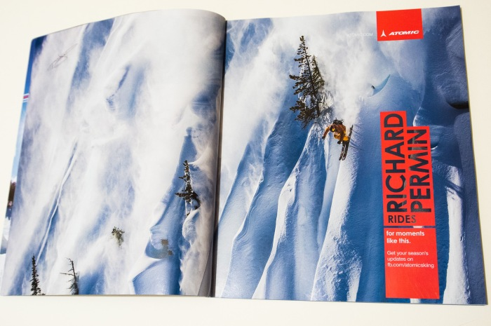 Richard Permin at Chatter Creek/ MSP Films - Days Of My Youth - Atomic Advertising - Page 5 - 6 of the Powder Photo Annual 2013
